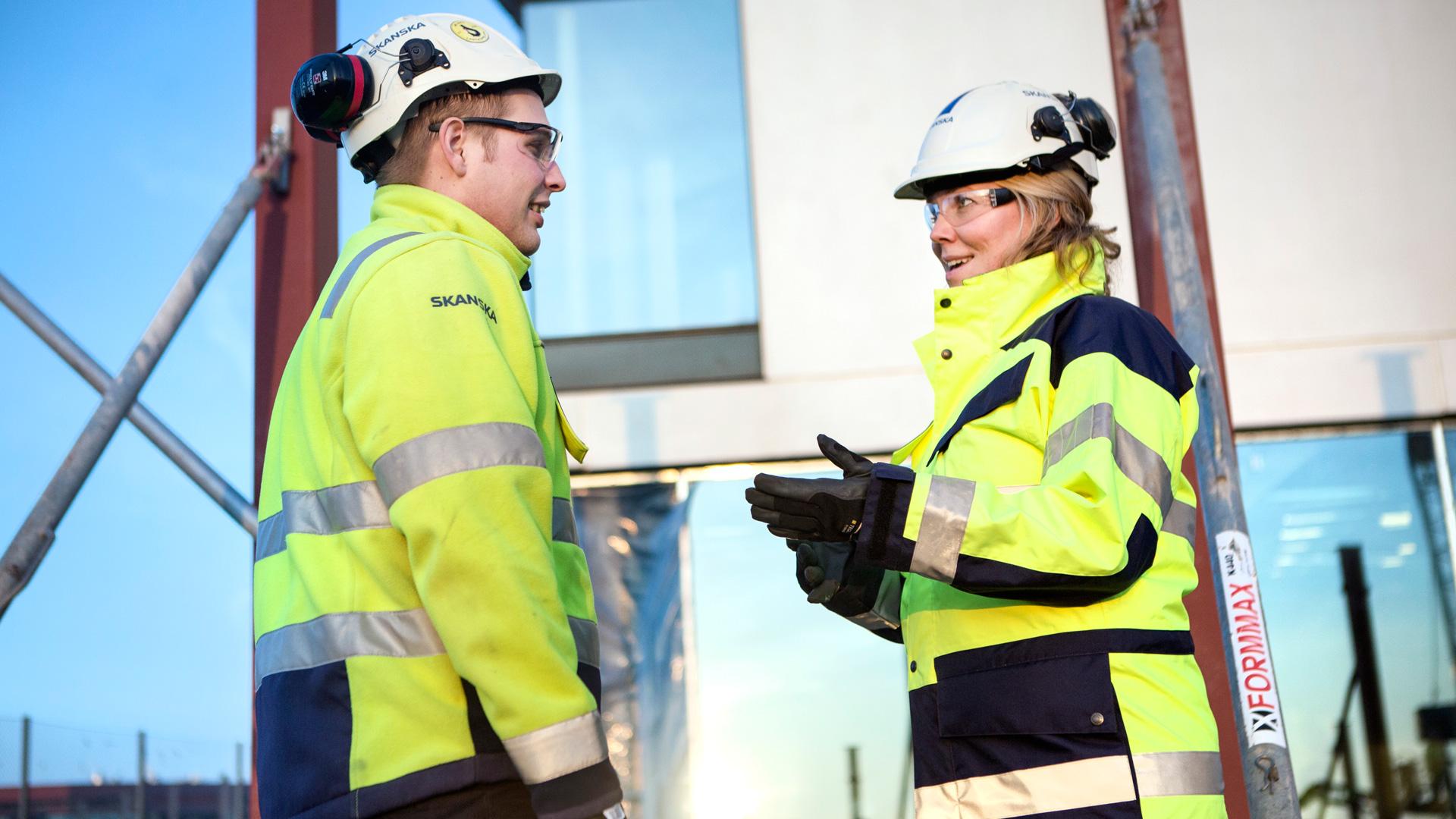 lediga jobb byggnadsingenjör norrköping
