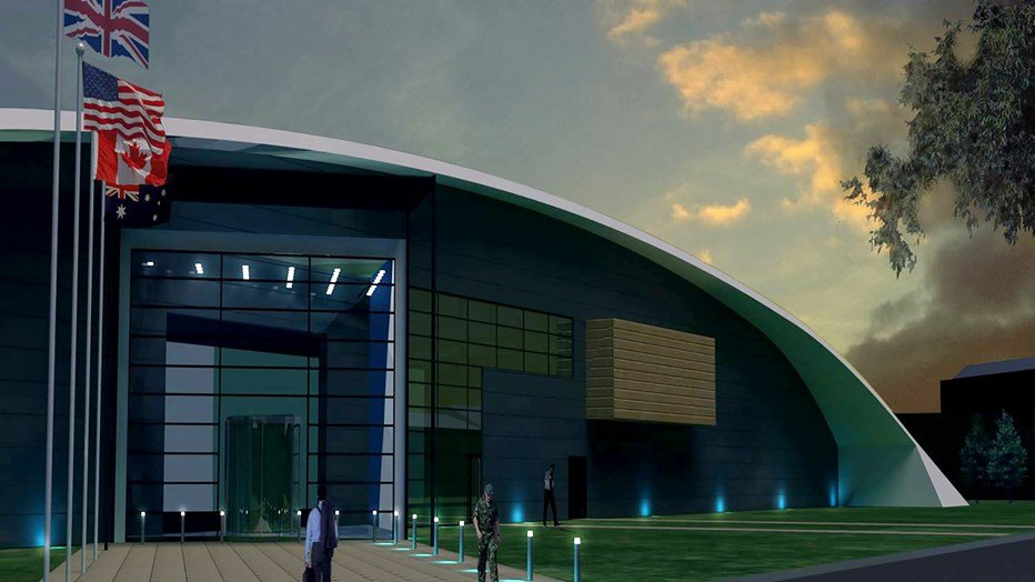 The RAF Wyton project was a design, construction and facilities management scheme in Cambridgeshire