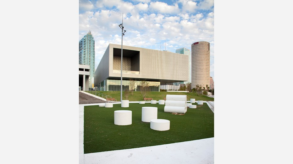 Tampa Museum of Art and Waterfront Park